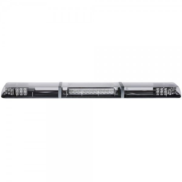 MAGMA FUSION LED Lichtbalken mit Arbeitsscheinwerfer - einseitig - 140cm - klar-gelb