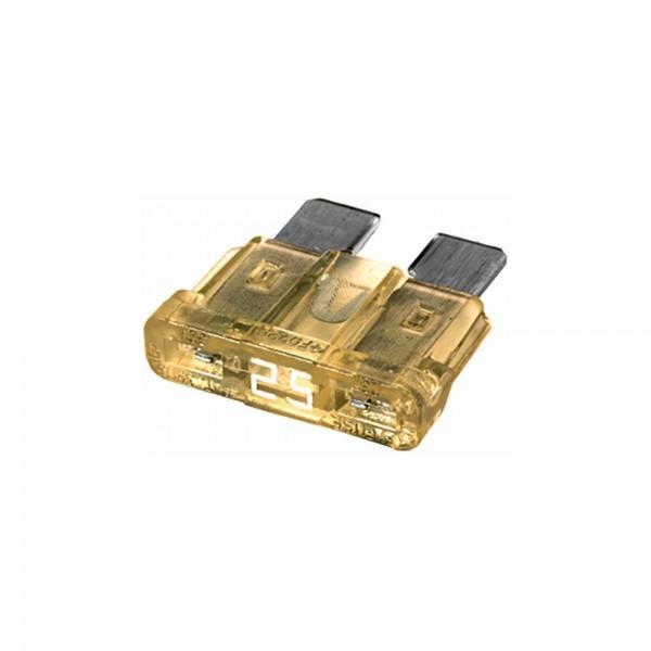 20A Flachstecksicherung - gelb - DIN 72581-3c - 5er Set