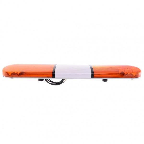 R65 TITAN Warnbalken - orange - Mittelteil - 1220mm