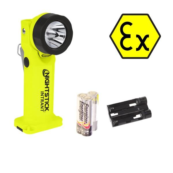 Nightstick INTRANT Winkelkopflampe - Feuerwehr - ATEX - XPP-5566GX