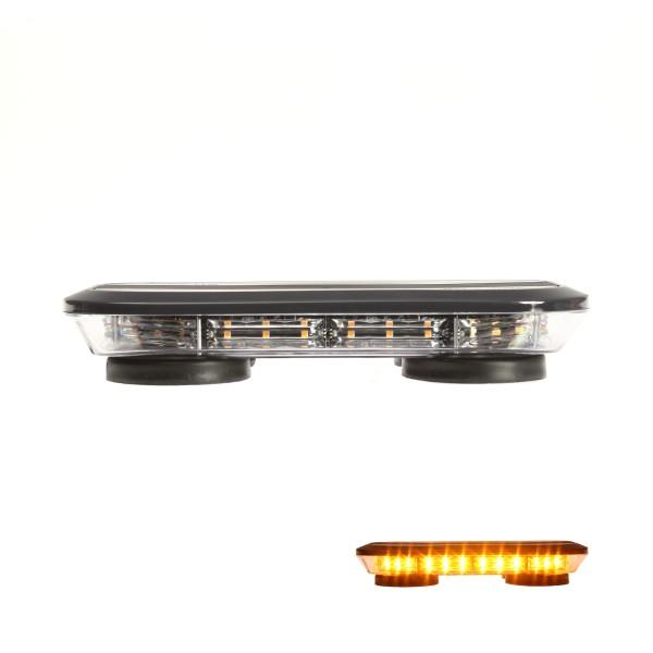 Evolution360 Mini-Warnbalken - gelb - 65W - 31cm