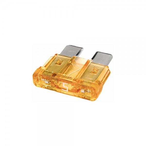 5A Flachstecksicherung - beige - DIN 72581-3c - 5er Set
