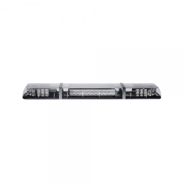 MAGMA FUSION LED Lichtbalken mit Arbeitsscheinwerfer - einseitig - 110cm - klar-gelb