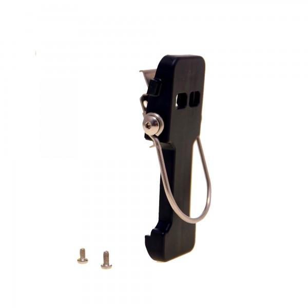 Halteclip für M-FIRE Winkelkopftaschenlampe