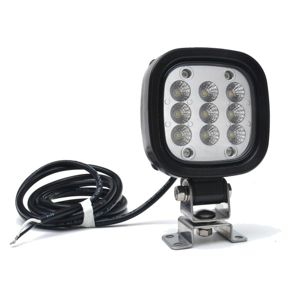 40W LED Arbeitsscheinwerfer 4000lm - extra flach - breite Abstrahlung