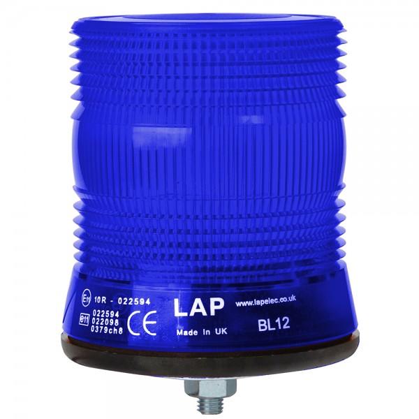 Compact Rundumleuchte - blau - 1 Punkt