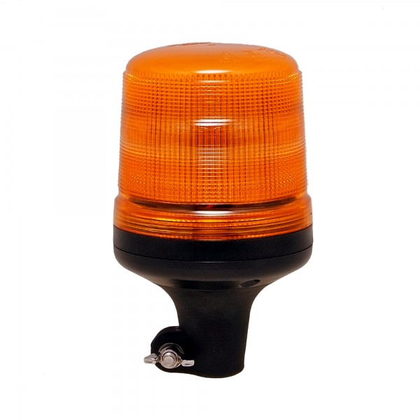 Rundumleuchte VALOR - 11 Blitzmuster - gelb - DIN-Aufnahme