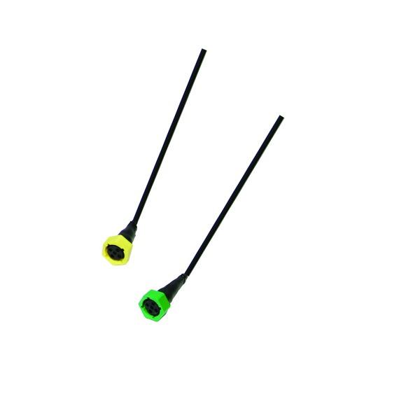 Adapter - 5P Bajonett / Festanschluss - 1m