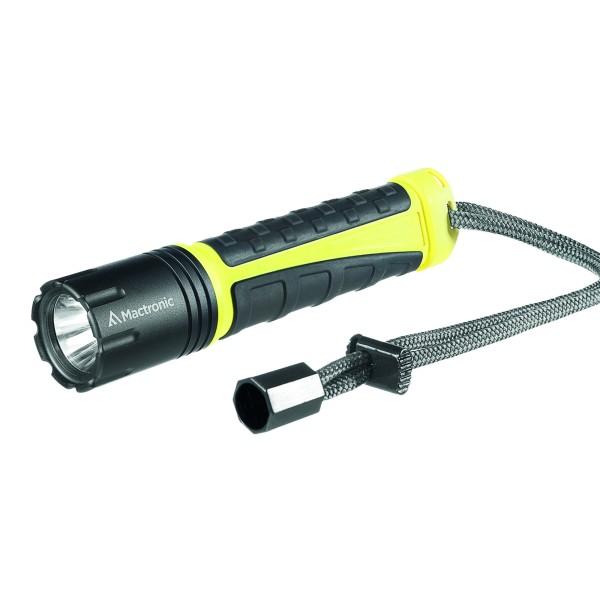 DL280 Industrie Taschenlampe - 280 lm - Li-Ion Akku