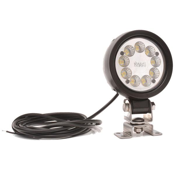 20W LED Arbeitsscheinwerfer 2000lm - flach