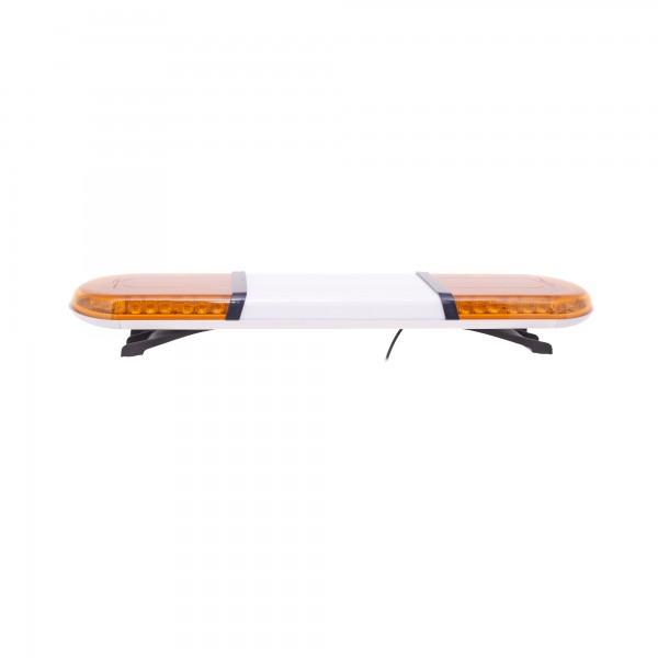 ASTERO LED Warnbalken - 99cm mit Mittelteil - gelb