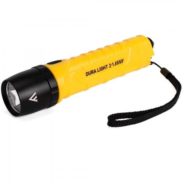 DL21 Industrie Taschenlampe - 800lm - 4xAA