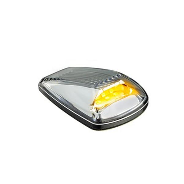 LED Zusatzblinker CAT6 - klar/gelb