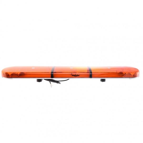 R65 TITAN Warnbalken - orange - 1220mm