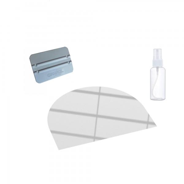 Lackschutzfolien Anwendungspaket für das Fahrzeugdach