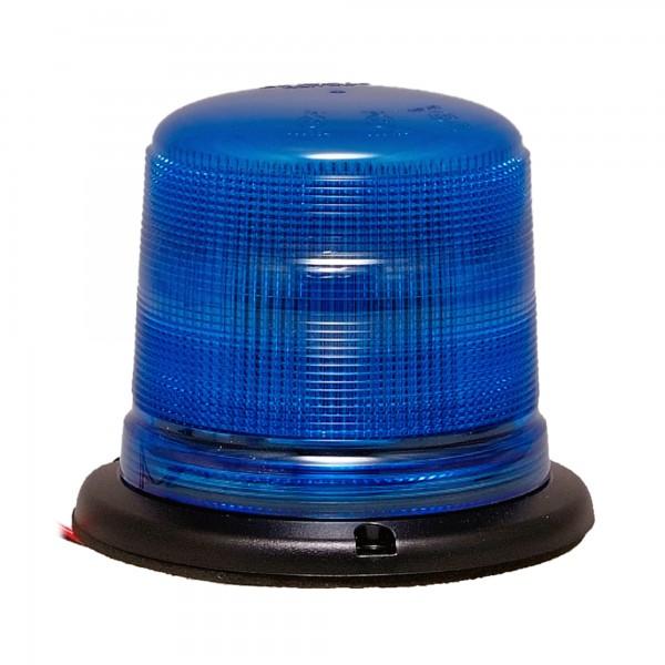 Rundumleuchte VALOR - 11 Blitzmuster - blau - 3-Punkt