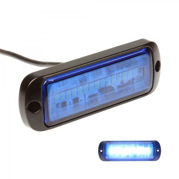 Blitzmodul R360 - blau - vertikal - horizontal