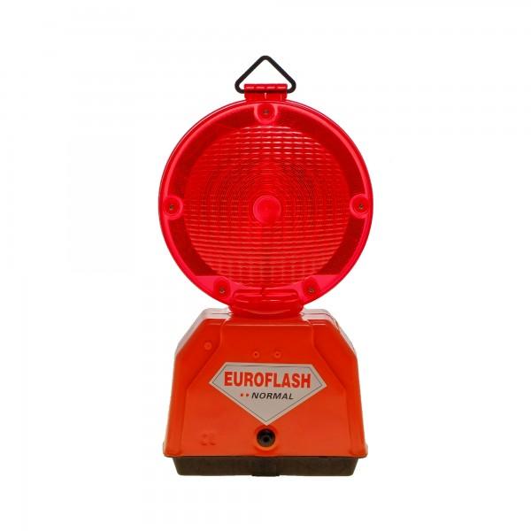 SISAS EUROFLASH rot - Dauerlicht