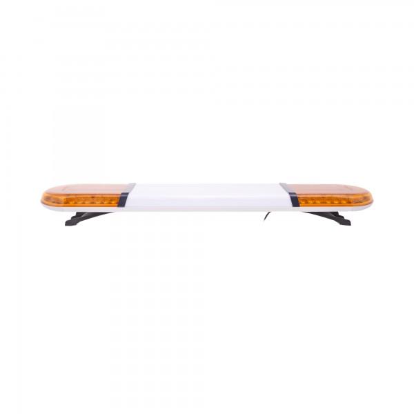 ASTERO LED Warnbalken - 119cm mit Mittelteil - gelb